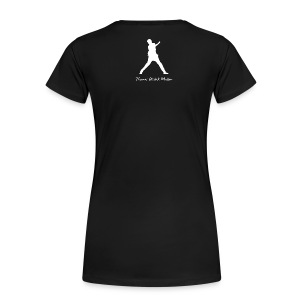 Thomas Hissink Muller White Logo Exclusive - Women - Vrouwen Premium T-shirt