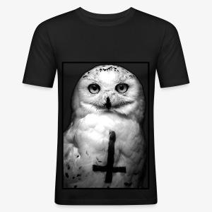 Owl B - slim fit T-shirt