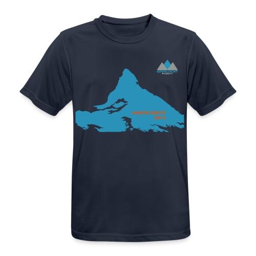Haute Route 2016 - Männer T-Shirt atmungsaktiv