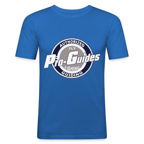 Pro-Guides Slim-Fit Shirt - Männer Slim Fit T-Shirt