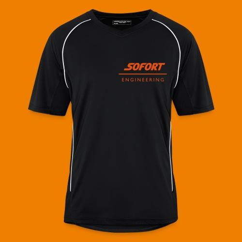 SOFORT Men - Sports Engineering - Männer Fußball-Trikot