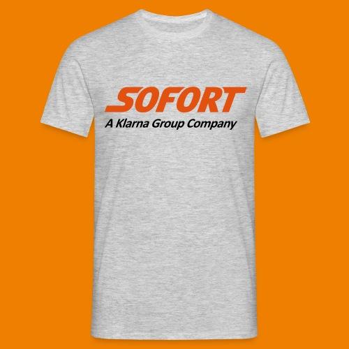 SOFORT Men - Basic Front - Männer T-Shirt