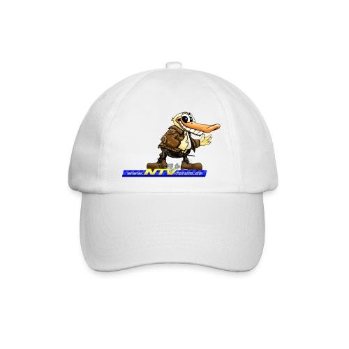 Für die ruinierte Helmfrisur - Baseballkappe