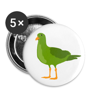 Green Badge Set - Buttons large 56 mm