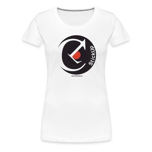 StickUp - Premium-T-shirt dam