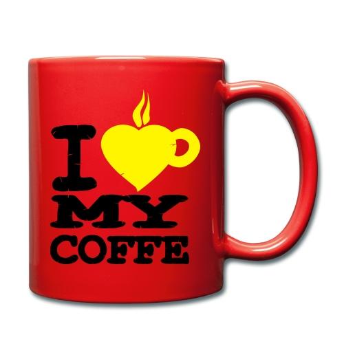 coffee time - Full Colour Mug