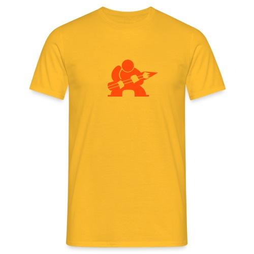 Illustrator - Männer T-Shirt
