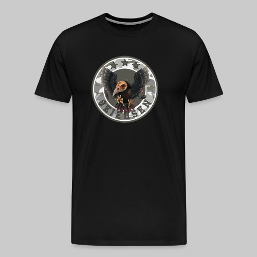 Premium Shirt Geiersen Logo - Camo - Männer Premium T-Shirt