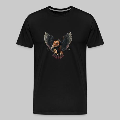 Premium Shirt Geiersen Logo - Männer Premium T-Shirt