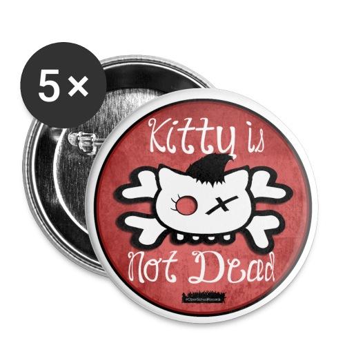 Badge Logo x5 - Badge moyen 32 mm