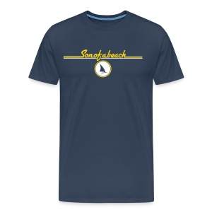 Sonofabeach Windsurf - Männer Premium T-Shirt