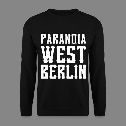 PARANOIA SWEATER - Männer Pullover