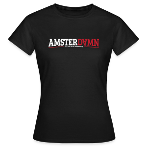 AMSTERDAMN Shirt For Women - Vrouwen T-shirt