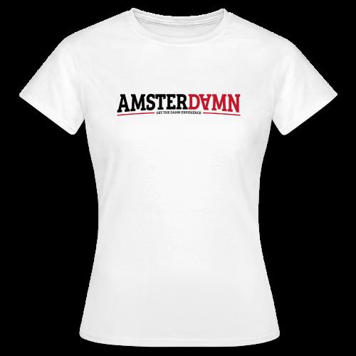 AMSTERDAMN Shirt For Women - Vrouwen T-shirt