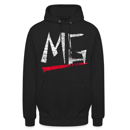 MG Glas Logo Pullover - Unisex Hoodie