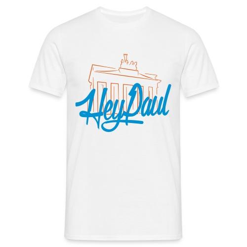 HEYPAUL_BBTOR_LOGOSHIRT - Männer T-Shirt