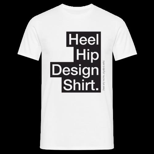 Hip Design mannen t-shirt - Mannen T-shirt