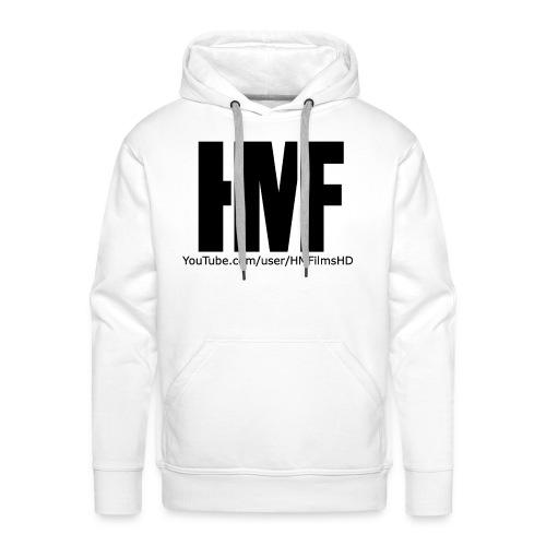 HMF Premium Kapuzenpullover   Männer - Männer Premium Hoodie