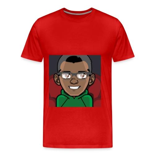 MAILLIOT TYPE FOOT US - T-shirt Premium Homme