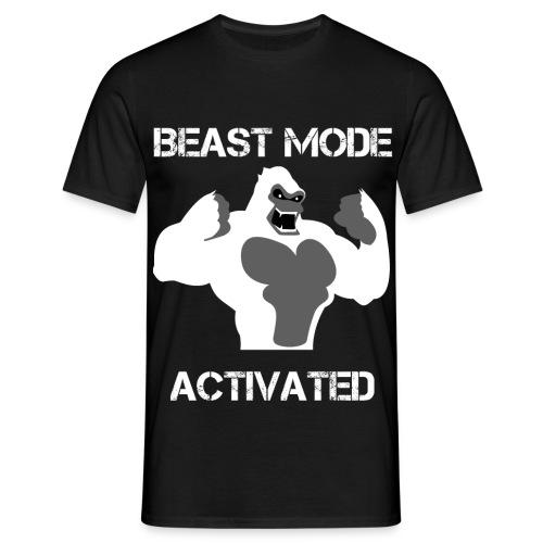 Beast mode shirt - T-shirt Homme