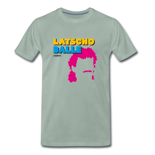 Latscho Balle - Männer Premium T-Shirt