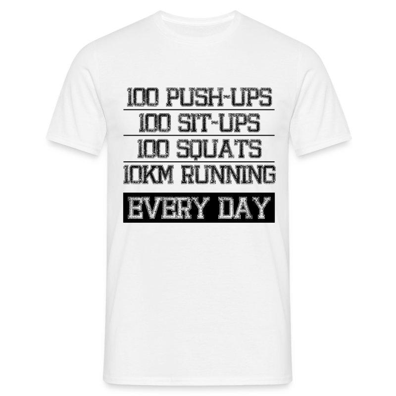 super training  - Men's T-Shirt