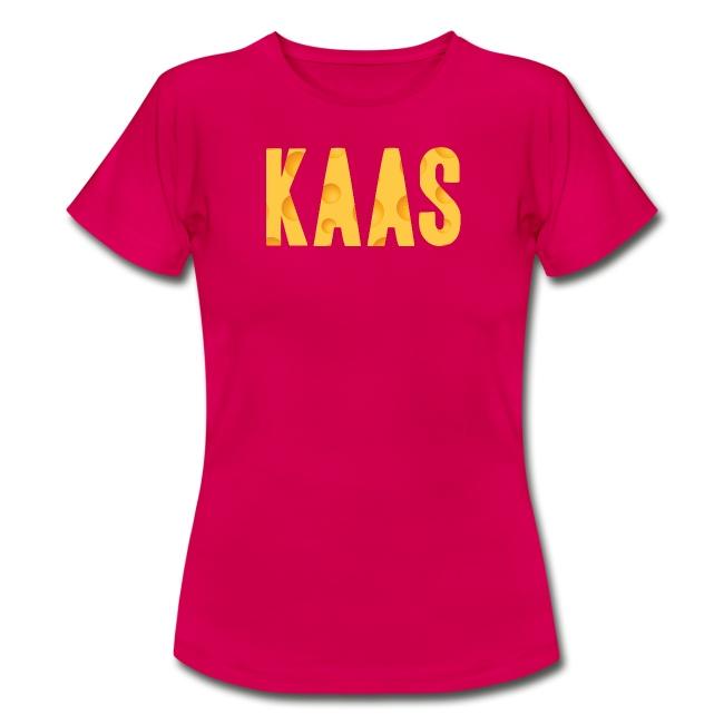 KAAS vrouwen t-shirt