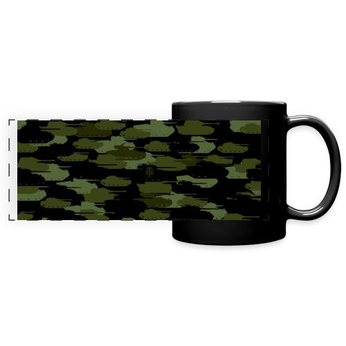 World of Tanks Camo Tanks Mug  - Full Color Panoramic Mug