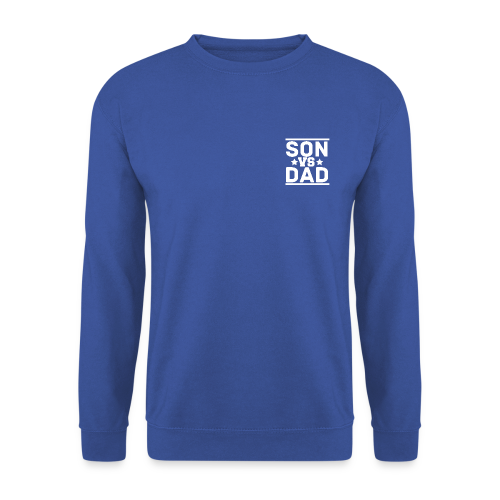 SonVsDad ♠ Men's Sweatshirt - Men's Sweatshirt