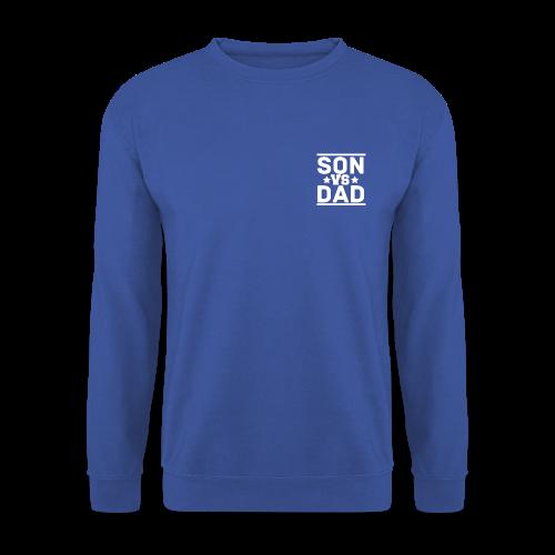 SonVsDad ♠ Men's Sweatshirt - Men's Sweatshirt