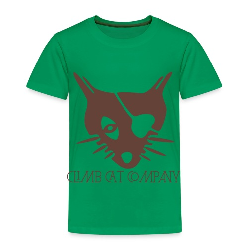 Pirate cat By Climb Cat Company - T-shirt Premium Enfant