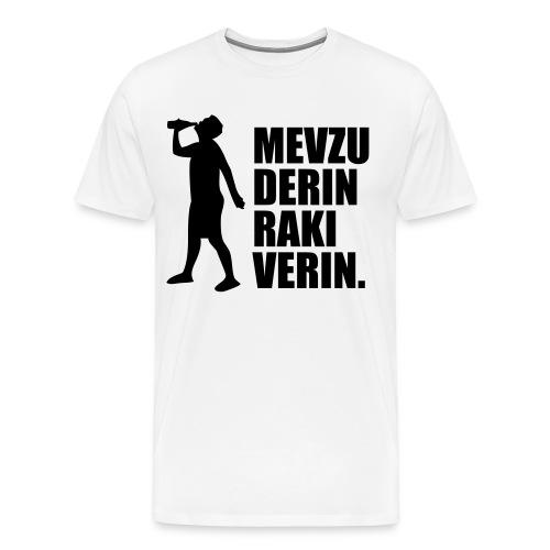 Mevzu Derin - Männer Premium T-Shirt