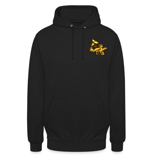 Exhale Empires The Golden Dragon Jumper - Unisex Hoodie