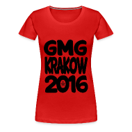 T-Shirts ~ Women's Premium T-Shirt ~ GMG2016
