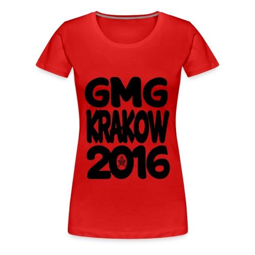 GMG2016 - Women's Premium T-Shirt