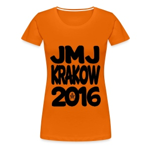 JMJ2016 - Women's Premium T-Shirt