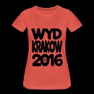 T-Shirts ~ Women's Premium T-Shirt ~ WYD2016