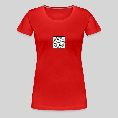 ➨ NEU : Unsa Original Ruhrpott-Perle T-Schört für die Schicksen ausm Pott - Frauen Premium T-Shirt