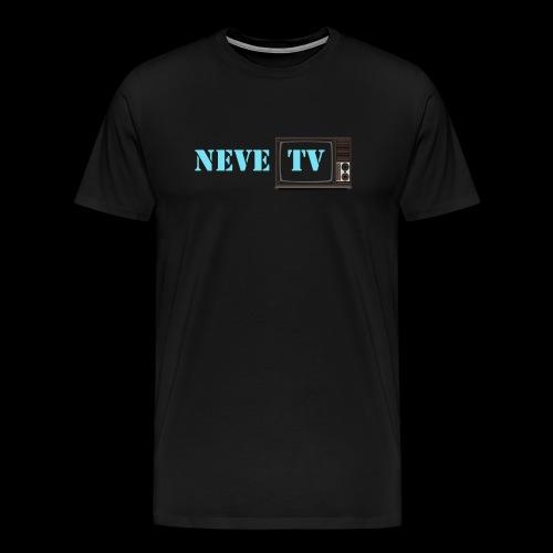 NeveTv  - Premium T-skjorte for menn