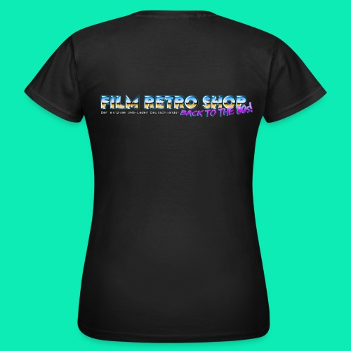 Film Retro Shop - Women - Frauen T-Shirt