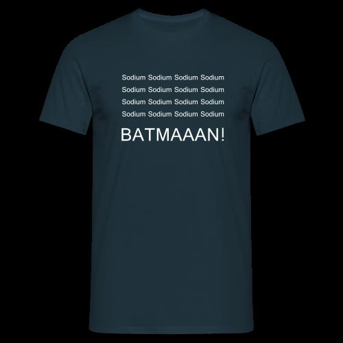 Batmaaan - Männer T-Shirt