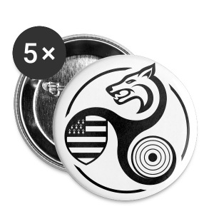 Badges Archer d'Armorique - Badge petit 25 mm