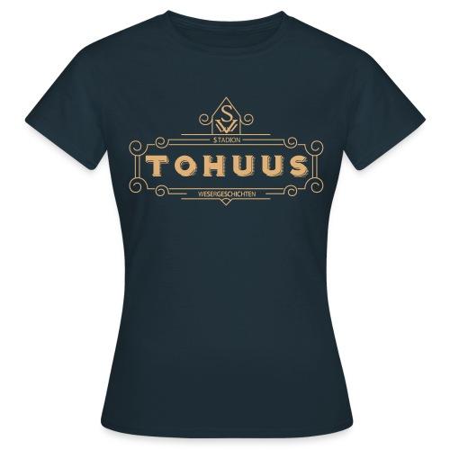 Tohuus im Stadion - Frauen T-Shirt