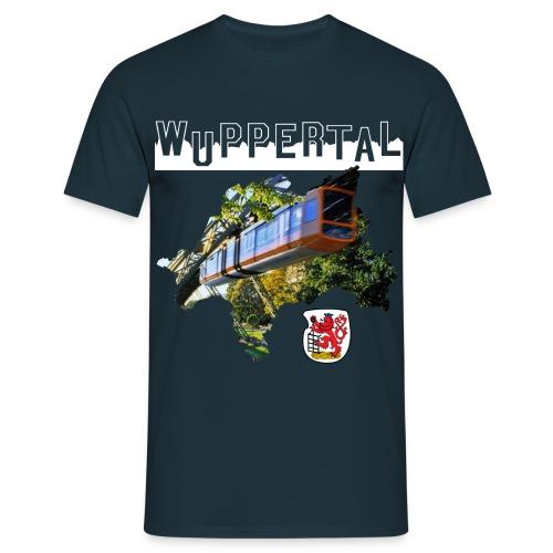 Wuppertal Herren Shirt - Männer T-Shirt