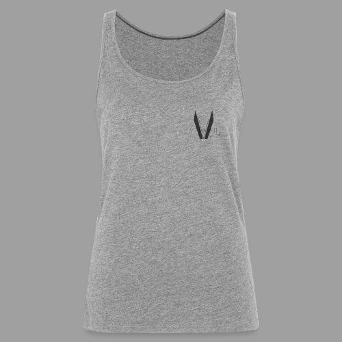 Women's V-SHAPED Tank Top  - Women's Premium Tank Top