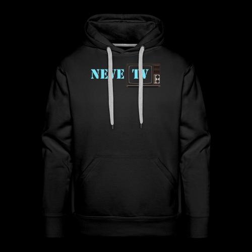 Hette genser - Premium hettegenser for menn