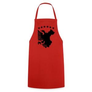 Shqipe - Autochthonous Flagge Schürzen - Kochschürze
