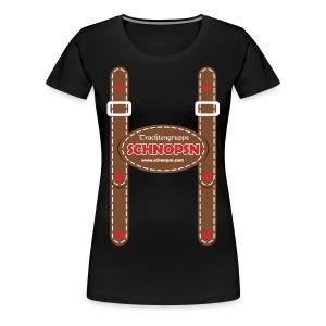 Trachtengruppe - Frauen Premium T-Shirt