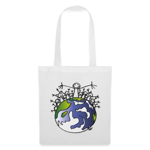ELYX EARTH TOTE BAG - Tote Bag
