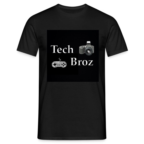 techbroz tee - Men's T-Shirt